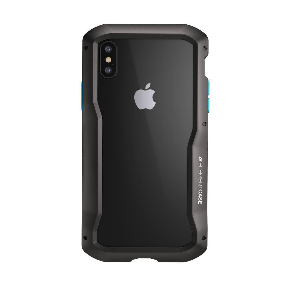 ELEMENTCASE -  Vapor S for iPhone XS Max / ケース - FOX STORE