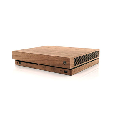 TOAST - Xbox One X Cover Plain - Walnut