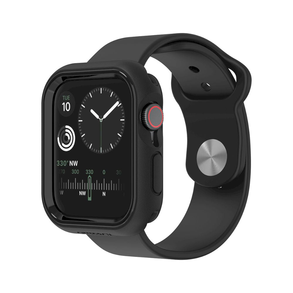 OtterBox - EXO EDGE for Apple Watch Series 5/4 44mm - Black
