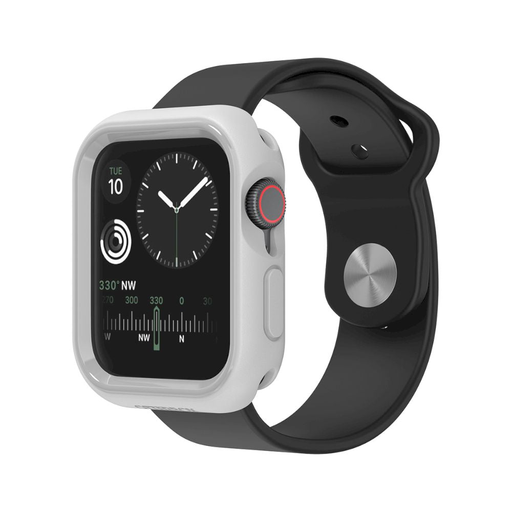OtterBox - EXO EDGE for Apple Watch Series 5/4 44mm - Pacific Gloom Grey