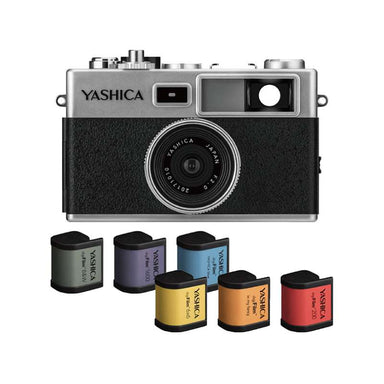 YASHICA - Y35 Camera with 6digiFilmフルセット / カメラ - FOX STORE