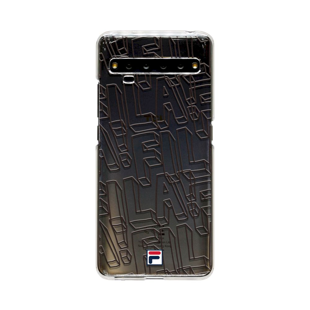 FILA - CLEAR CASE for TCL 10 Pro - BLOCK