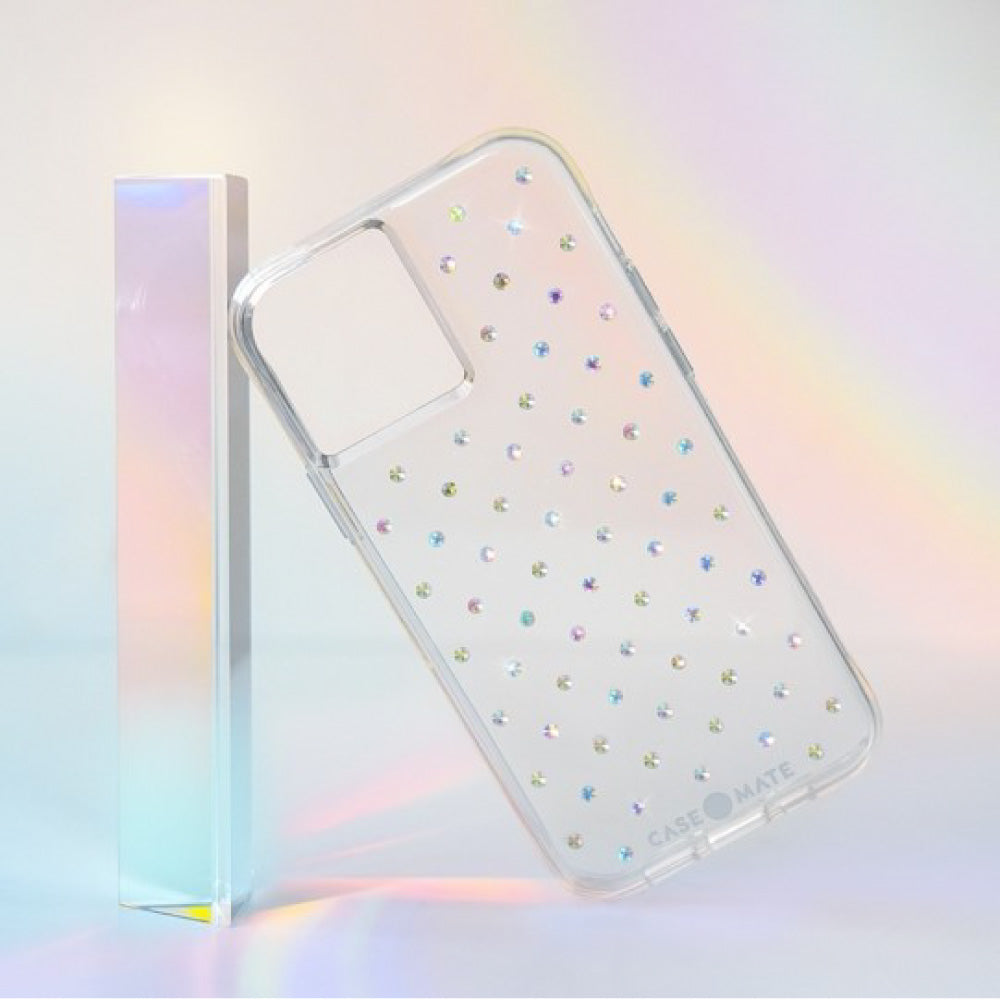 Case-Mate - Iridescent Gems for iPhone 12 Pro Max