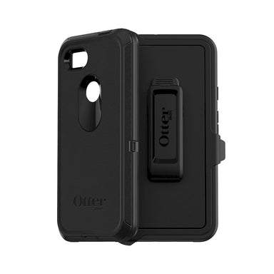 OtterBox - Defender Series For Google Pixel 3A XL - Black