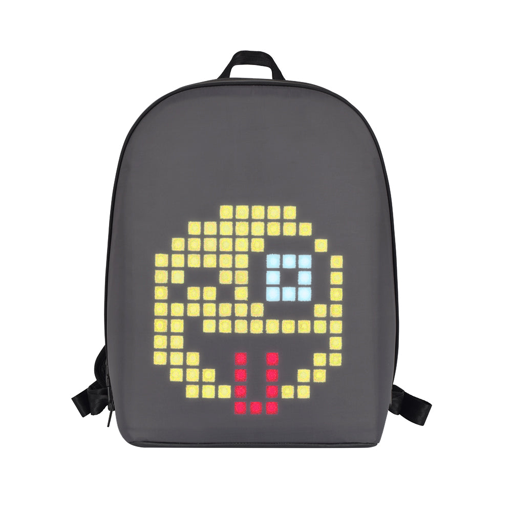 Divoom - PIXOO backpack - Black