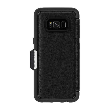 OtterBox - Symmetry Leather Folio for Galaxy S8 / ケース - FOX STORE