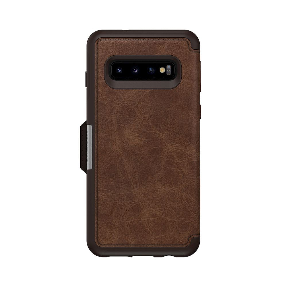 OtterBox - Symmetry Series Leather Folio Case for Galaxy S10 / ケース - FOX STORE