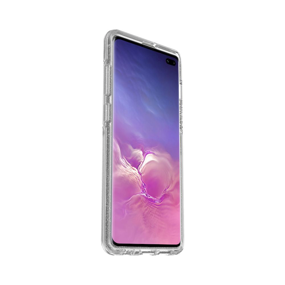 OtterBox - SYMMETRY Clear for Galaxy S10 + / ケース - FOX STORE