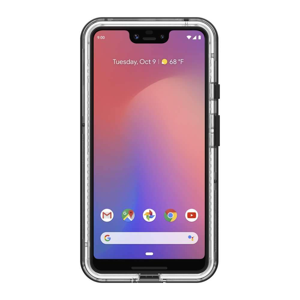 LIFEPROOF - NEXT for Google Pixel 3 XL [ Black Crystal ] / ケース - FOX STORE