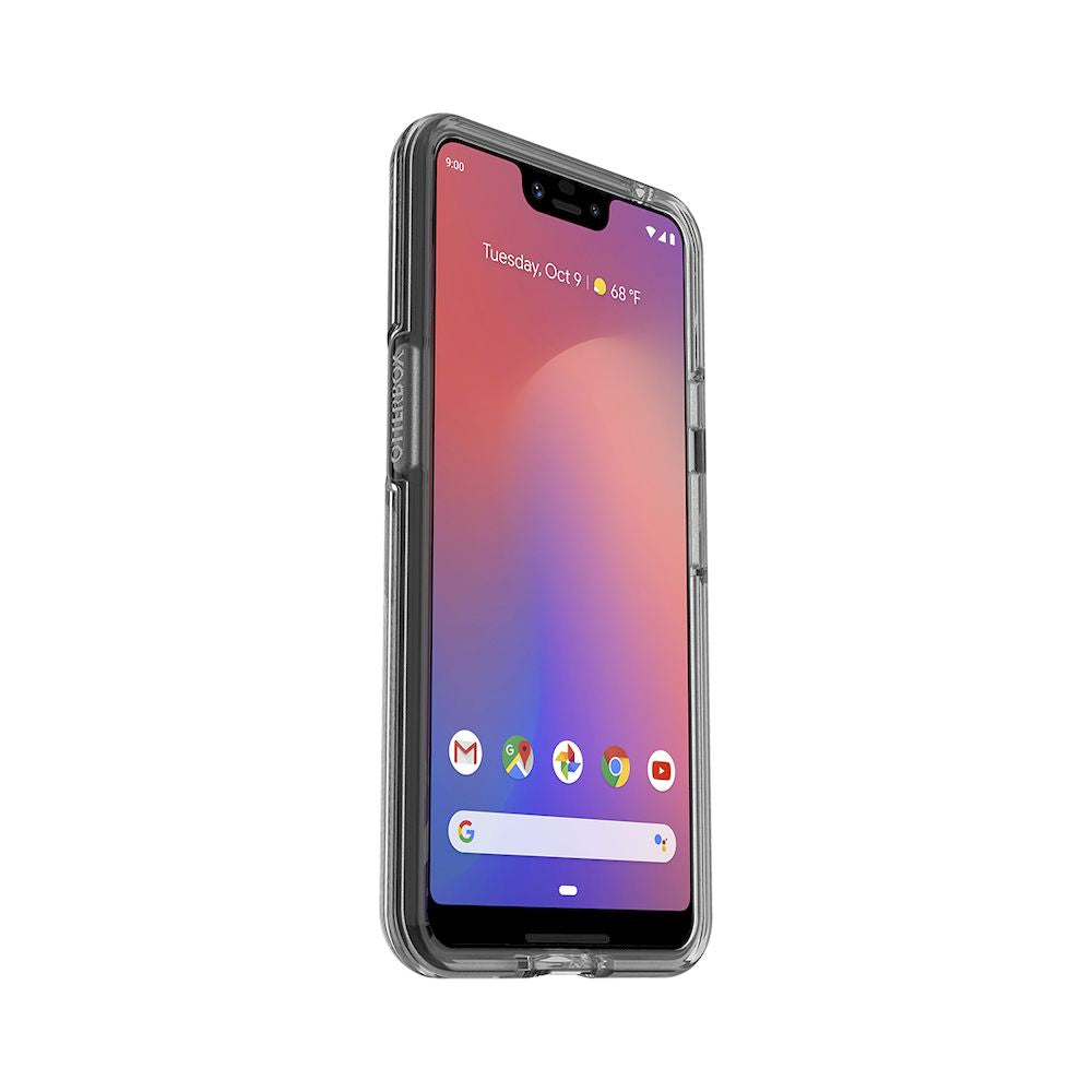 OtterBox - Symmetry Series Clear Case For Google Pixel 3 XL