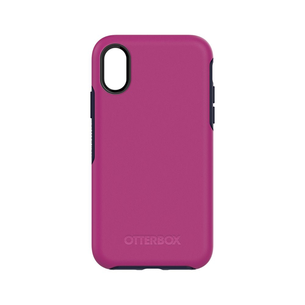 OtterBox - Symmetry Series For iPhone X - Mix Berry Jam