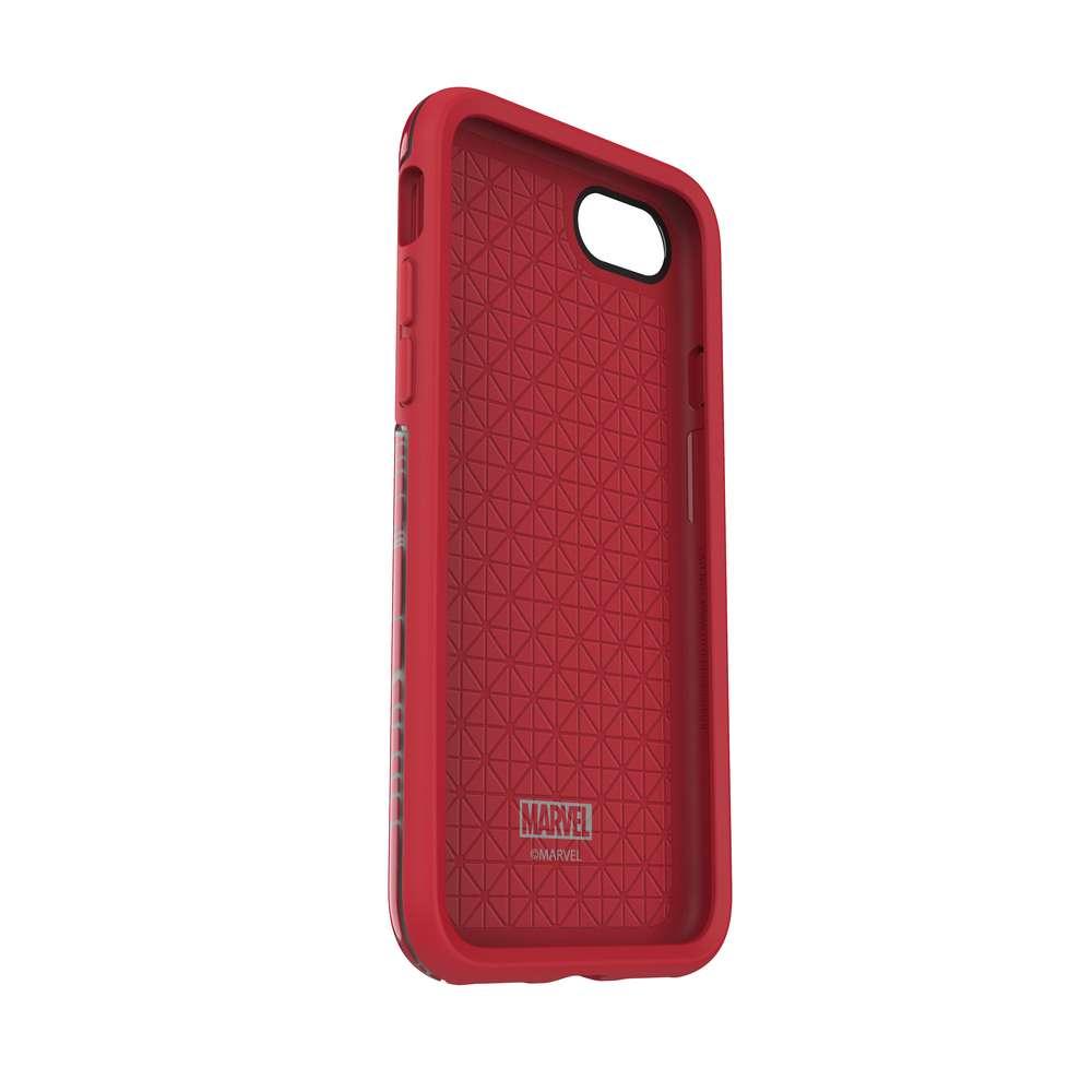 OtterBox - SYMMETRY IRON MAN for iPhone 8/7 [ I Am Iron Man ] / ケース - FOX STORE