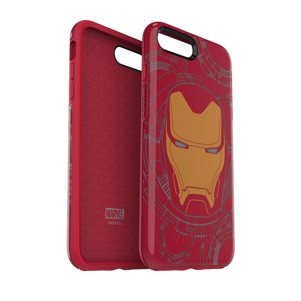 OtterBox - SYMMETRY IRON MAN for iPhone 8/7 Plus [ I Am Iron Man ] / ケース - FOX STORE