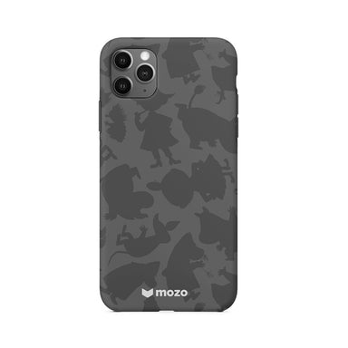mozo - MOOMIN SHADOW BACK COVER for iPhone 11 Pro / ケース - FOX STORE