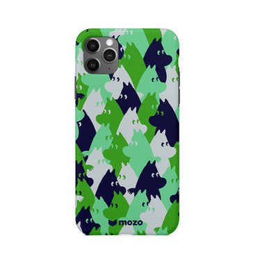 mozo - MOOMIN CAMO BACK COVER for iPhone 11 Pro