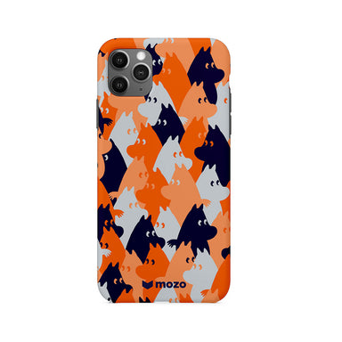 mozo - MOOMIN CAMO BACK COVER for iPhone 11 Pro / ケース - FOX STORE