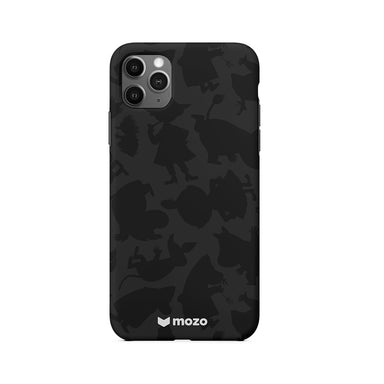 mozo - MOOMIN SHADOW BACK COVER for iPhone 11