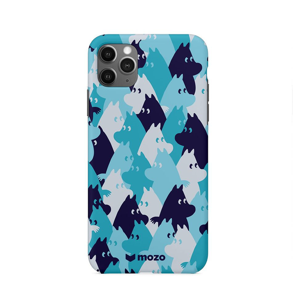 mozo - MOOMIN CAMO BACK COVER for iPhone 11 / ケース - FOX STORE