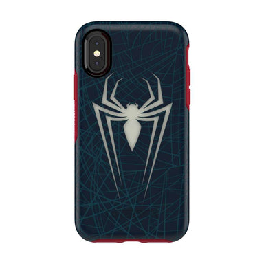 OtterBox - SYMMETRY SPIDERMAN for iPhone XS/X [ SPIDERMAN ] - FOX STORE