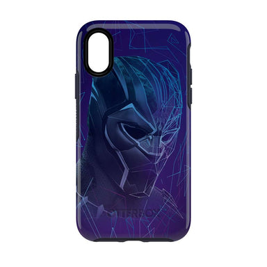 OtterBox - SYMMETRY Black Panthar for iPhone XS/X [ Wakanda Forever ] - FOX STORE