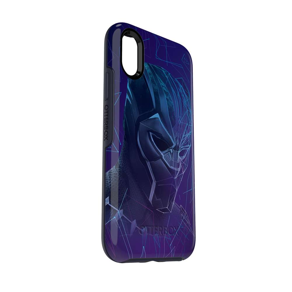 OtterBox - SYMMETRY Black Panthar for iPhone XS/X [ Wakanda Forever ] / ケース - FOX STORE