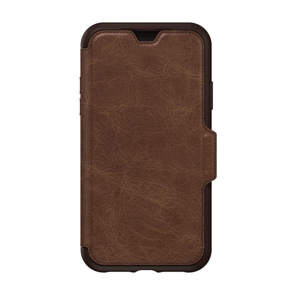 OtterBox - SYMMETRY LEATHER for iPhone XR / ケース - FOX STORE