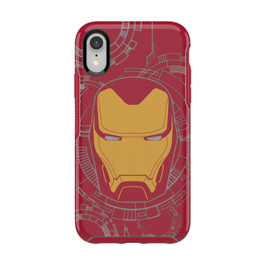 OtterBox - SYMMETRY IRON MAN for iPhone XR [ I Am Iron Man ]