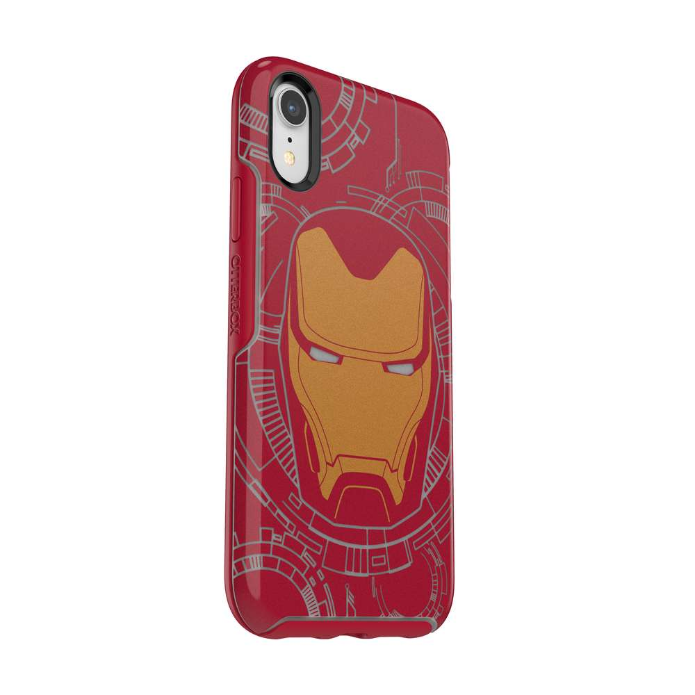 OtterBox - SYMMETRY IRON MAN for iPhone XR [ I Am Iron Man ] / ケース - FOX STORE