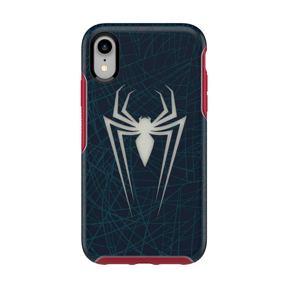 OtterBox - SYMMETRY SPIDERMAN for iPhone XR [ SPIDERMAN ] / ケース - FOX STORE