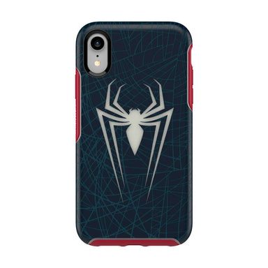 OtterBox - SYMMETRY SPIDERMAN for iPhone XR [ SPIDERMAN ] - FOX STORE