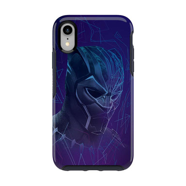 OtterBox - SYMMETRY Black Panthar for iPhone XR [ Wakanda Forever ] - FOX STORE