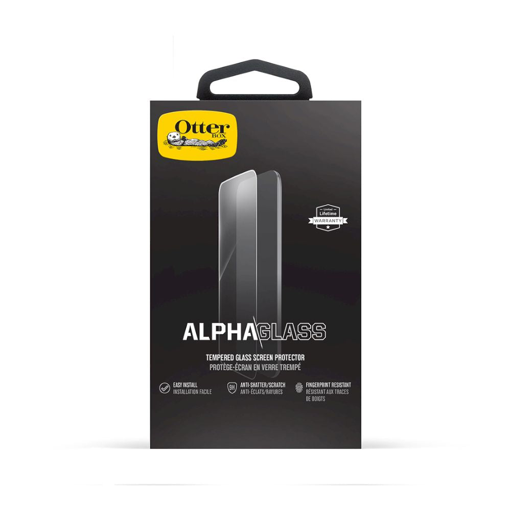 OtterBox - Clearly Protected Alpha Glass For iPhone XS/X