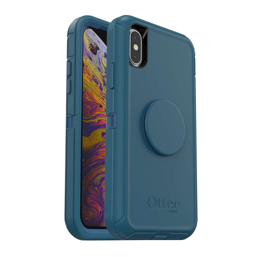 OtterBox - OTTER + POP DEFENDER for iPhone XS/X / ケース - FOX STORE