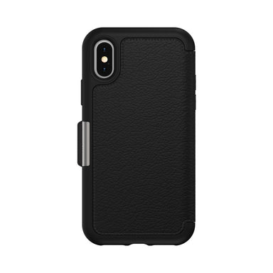 OtterBox - SYMMETRY LEATHER FOLIO for iPhone XS/X