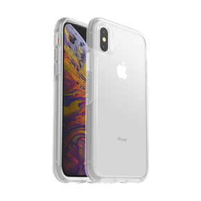 OtterBox - SYMMETRY CLEAR for iPhone XS/X - caseplay