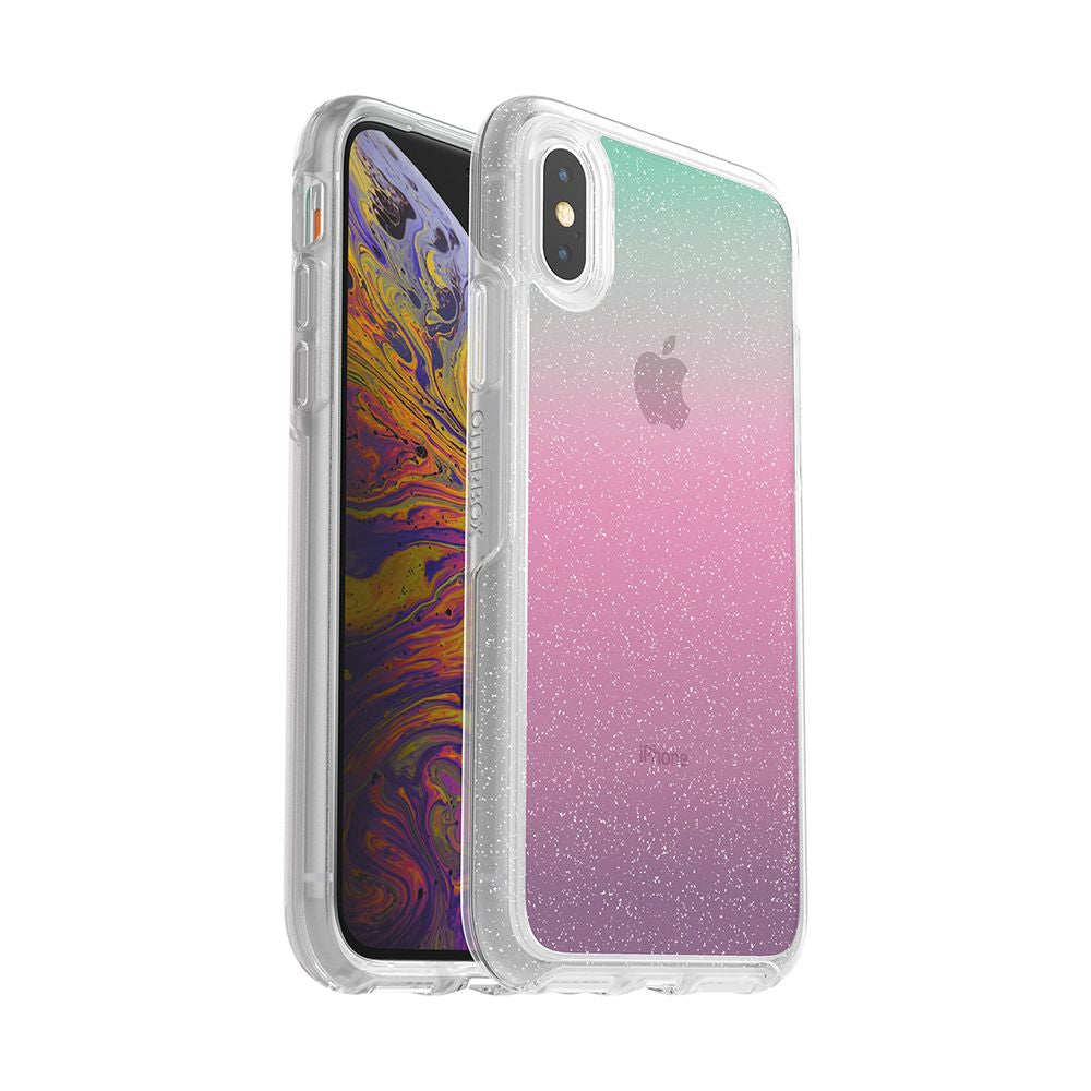 f2db44929e OtterBox - SYMMETRY CLEAR Graphic Series for iPhone XS/X