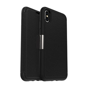 OtterBox - SYMMETRY LEATHER for iPhone XS Max - caseplay