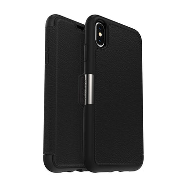 OtterBox - SYMMETRY LEATHER for iPhone XS Max - FOX STORE