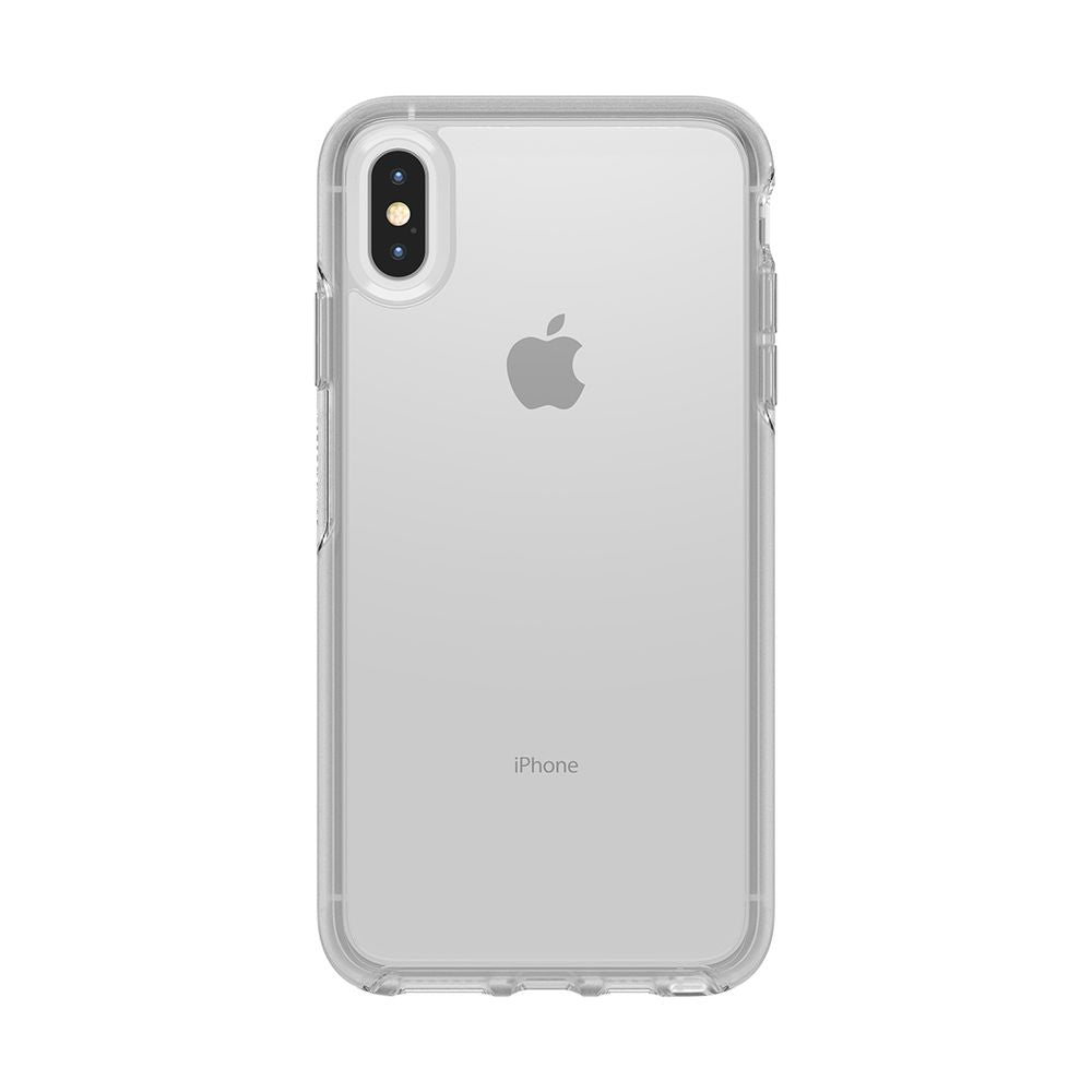 OtterBox - SYMMETRY CLEAR for iPhone XS Max / ケース - FOX STORE