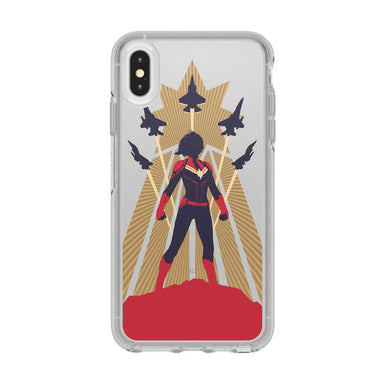 OtterBox - SYMMETRY CAPTAIN MARVEL for iPhone XS Max [ Captain Marvel ] - FOX STORE