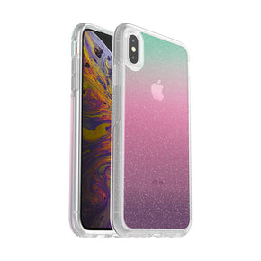 OtterBox - SYMMETRY CLEAR Graphic Series for iPhone XS Max - caseplay