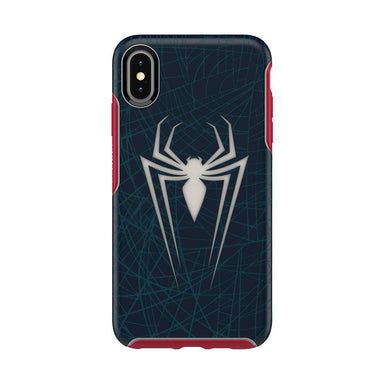 OtterBox - SYMMETRY SPIDERMAN for iPhone XS Max [ SPIDERMAN ] - FOX STORE