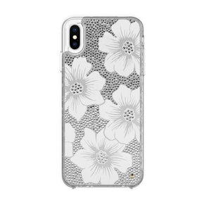 kate spade new york - Full Clear Crystal Case for iPhone XS Max - caseplay