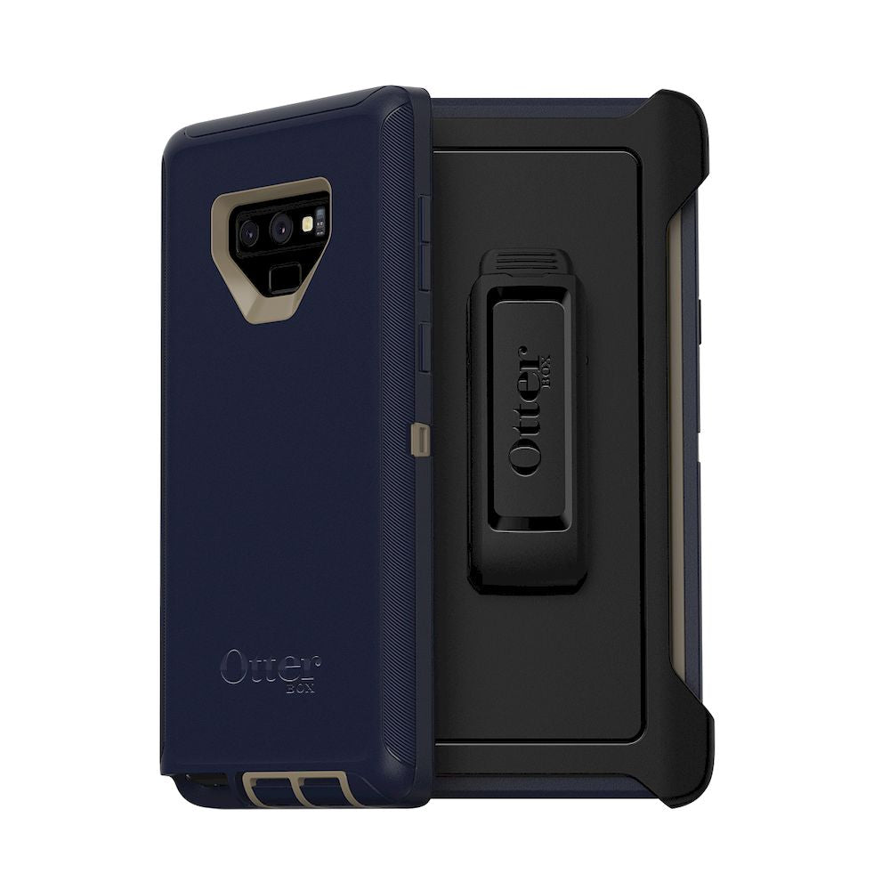 OtterBox - Defender Series For Galaxy Note 9 - Dark Lake
