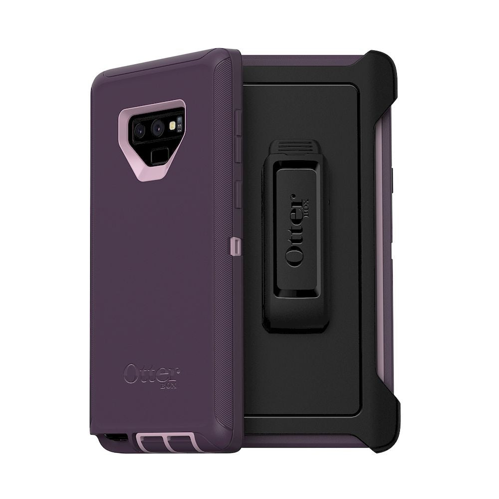 OtterBox - Defender Series For Galaxy Note 9 - Purple Nebula