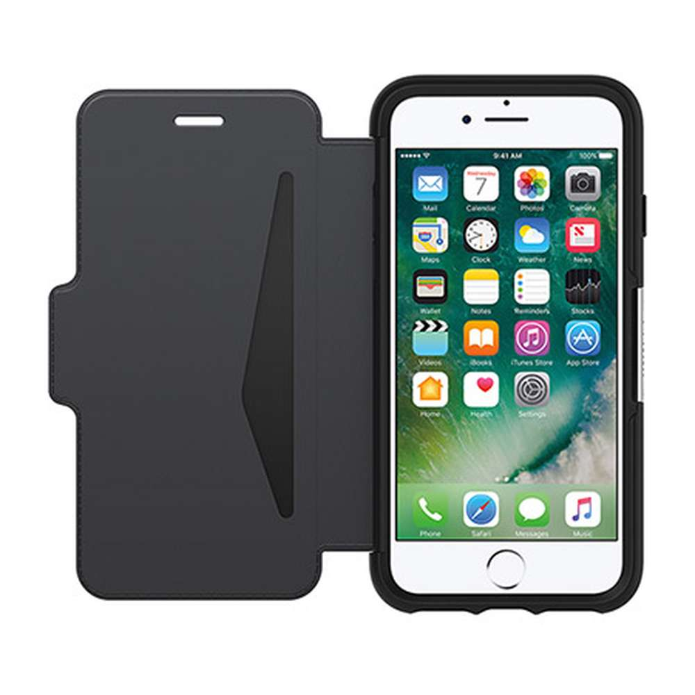 OtterBox - SYMMETRY LEATHER for iPhone 8/7 / ケース - FOX STORE