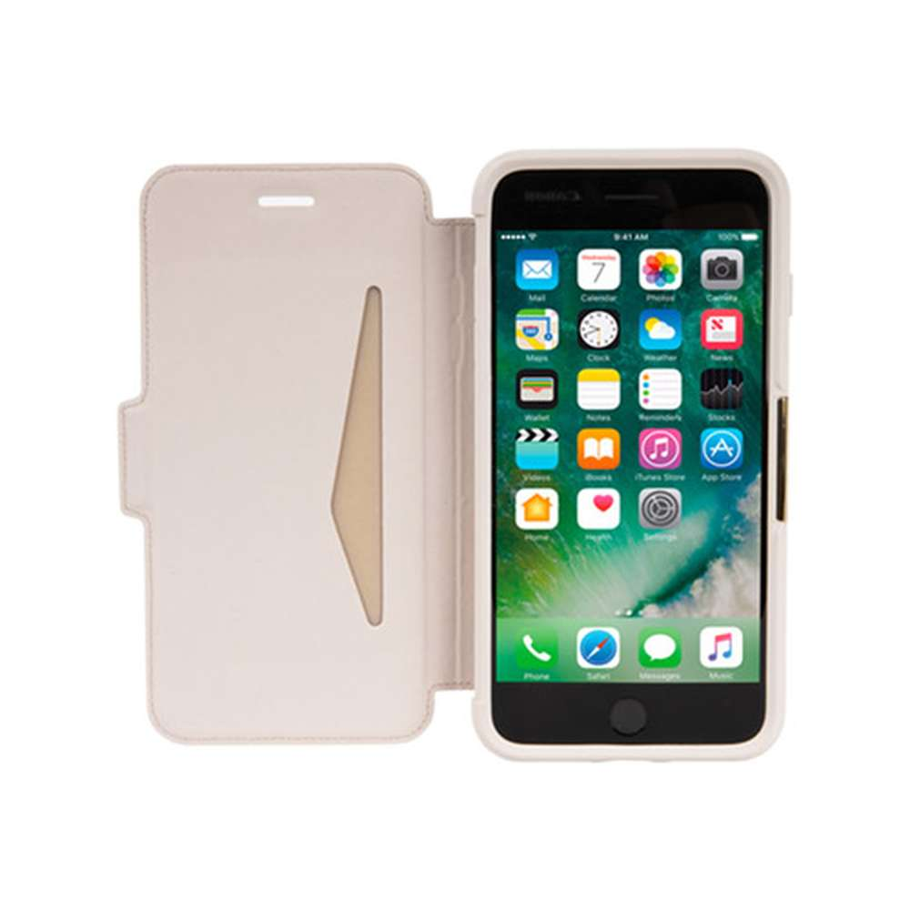 OtterBox - SYMMETRY LEATHER for iPhone 8 Plus/7 Plus / ケース - FOX STORE