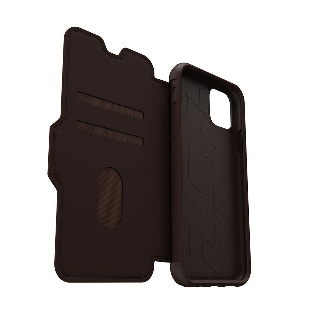 OtterBox - Symmetry Series Leather Folio Case for iPhone 11 / ケース - FOX STORE