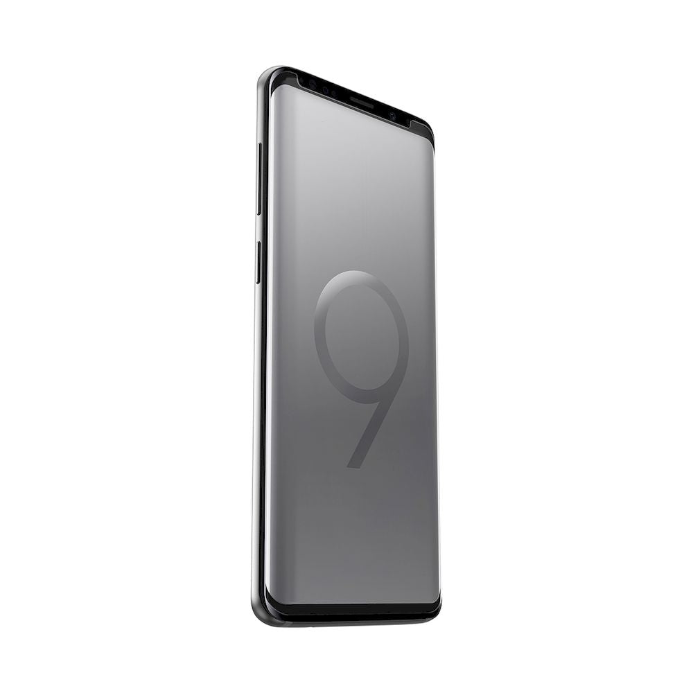 OtterBox - Clearly Protected Alpha Glass For Galaxy S9+