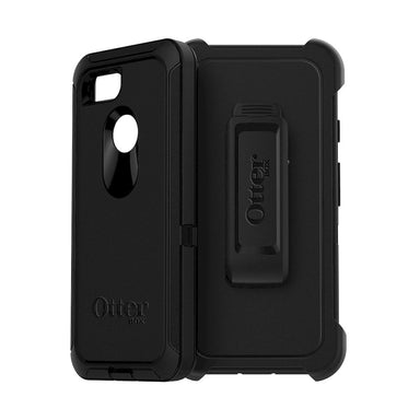 OtterBox - Defender Series For Google Pixel 3 - Black